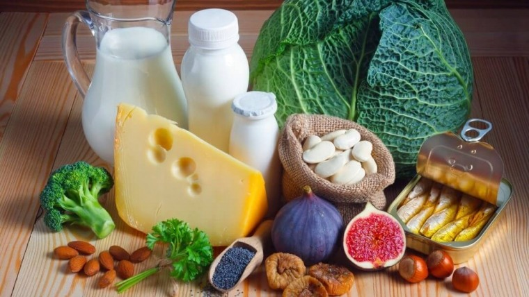 Calcium-Rich Foods for Your Oral Health
